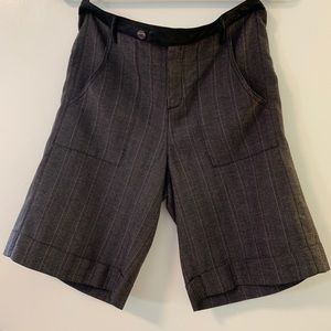Zucozz Shorts - Zucozz Herringbone Shorts